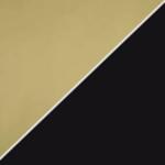 Zwart / Goud